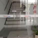 faixa de adesivo para porta de vidro