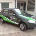 personalização de carro com adesivo de vinil
